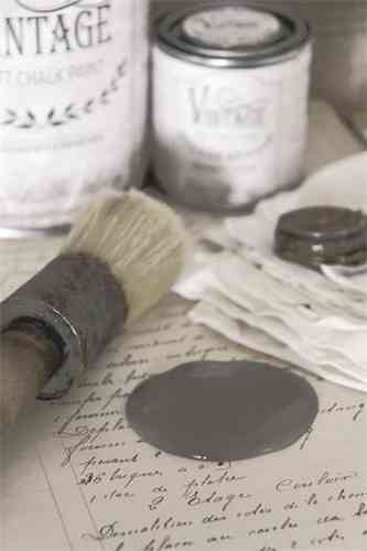 "vintage Chalk Paint ""French grey"" 700ml"