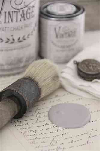"vintage Chalk Paint ""Warm grey"" 700ml"