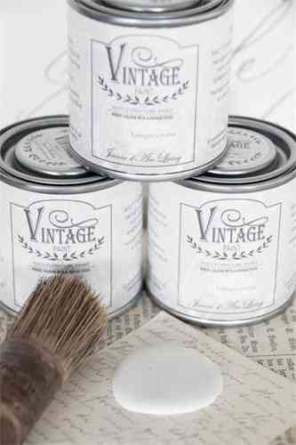 "Vintage Chalk Paint ""Antique creme"" 100ml"