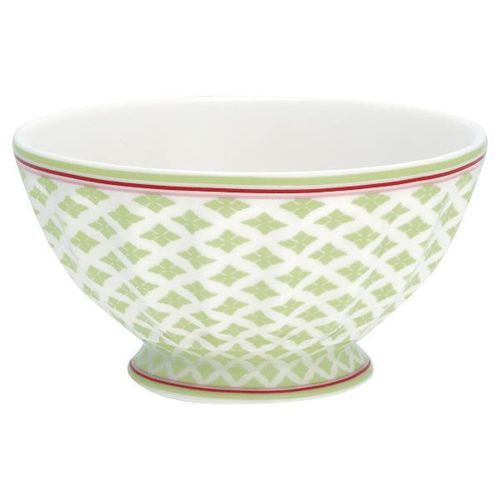 "French Bowl xl ""Sasha green"" GreenGate"